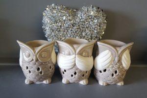 Ceramic Wax Melt Burners