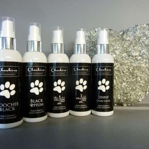 Cheshire Pet Fragrance - Designer Fragrance Dog Colognes