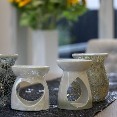 Tealight Wax Melt Burners